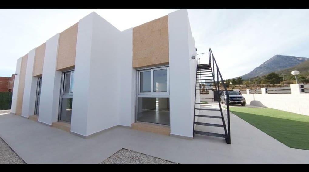 Chalet de 3 habitaciones en Polop en venta - 345.000 € (Ref: 3546471)