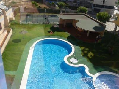 2 bedroom Flat for sale in Cala de Finestrat with pool - € 148,500 (Ref: 5086459)