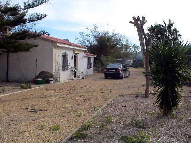 Finca/Casa Rural de 2 habitaciones en Polop en venta con piscina - 300.000 € (Ref: 3099713)