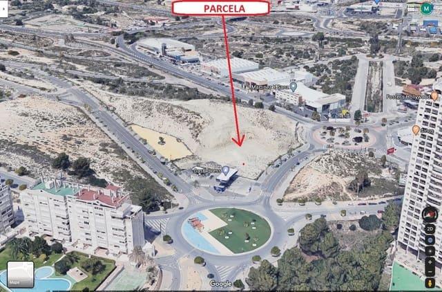 Mark att hyra i La Villajoyosa / Vila Joiosa - 3 000 € (Ref: 3922132)