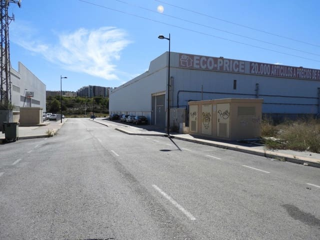 Undeveloped Land for rent in Finestrat - € 3,240 (Ref: 4339403)