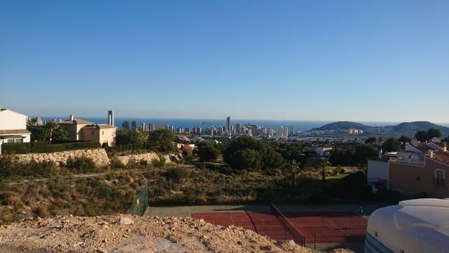 Terreno Não Urbanizado para venda em Finestrat - 250 000 € (Ref: 4374071)
