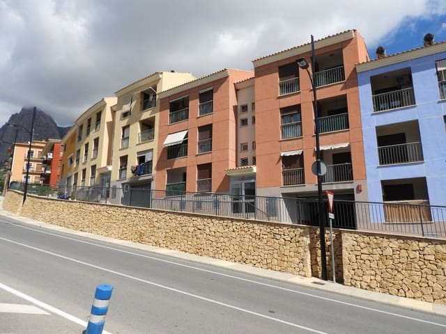 Garage til salg i Finestrat - € 9.900 (Ref: 4732871)