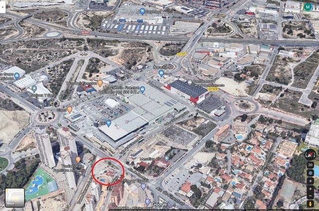Comercial para arrendar em Cala de Finestrat - 2 000 € (Ref: 5106334)