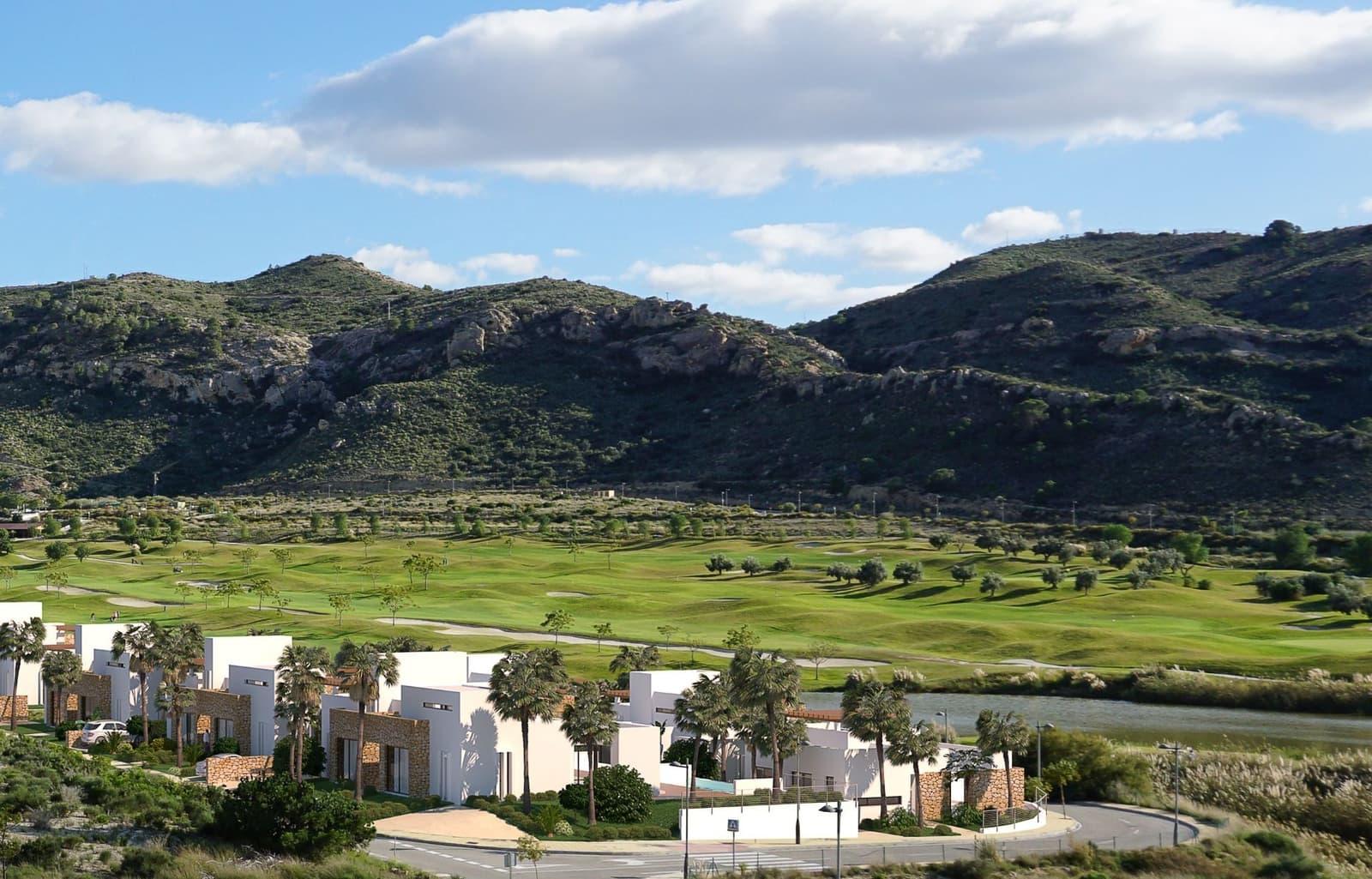 3 soveværelse Bungalow til salg i Monforte del Cid med swimmingpool - € 301.700 (Ref: 6129684)