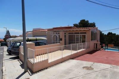 Pareado de 3 habitaciones en La Nucia en venta con piscina garaje - 150.000 € (Ref: 4643089)