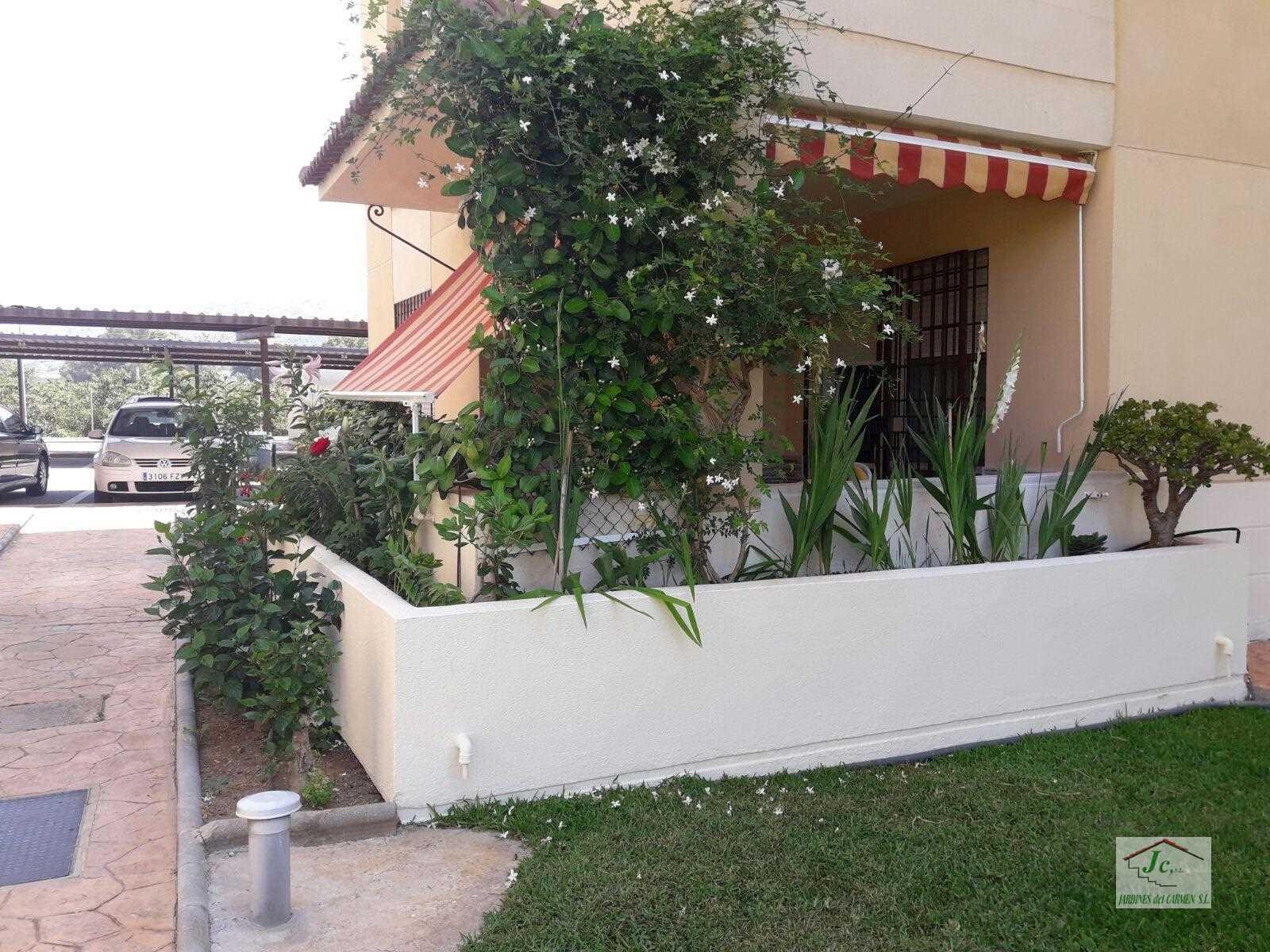 2 slaapkamer Flat te huur in Algarrobo Costa met zwembad garage - € 500 (Ref: 3673400)