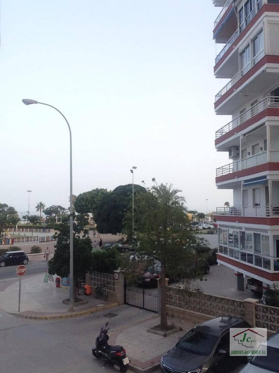 1 slaapkamer Appartement te huur in Torre del Mar met zwembad - € 450 (Ref: 4690009)