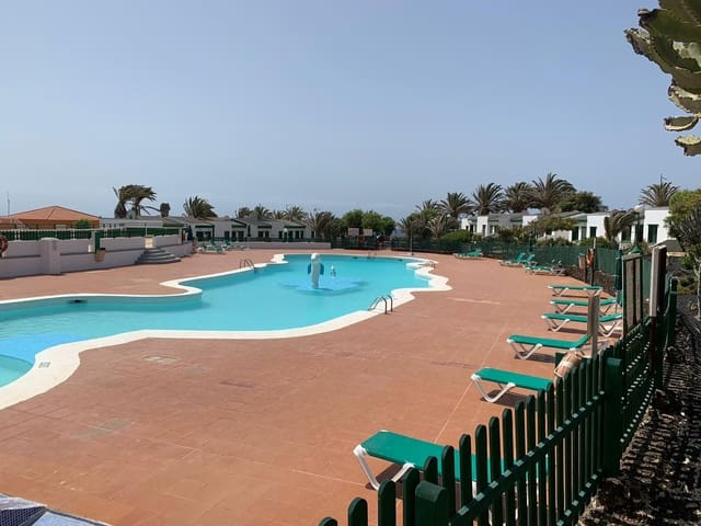 1 sovrum Bungalow till salu i Nuevo Horizonte med pool - 79 950 € (Ref: 5491652)