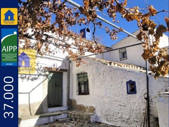 3 Zimmer Finca/Landgut zu verkaufen in Huescar - 37.000 € (Ref: 3146533)