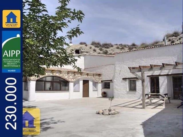 6 soveværelse Hulehus til salg i Benamaurel - € 230.000 (Ref: 3146562)