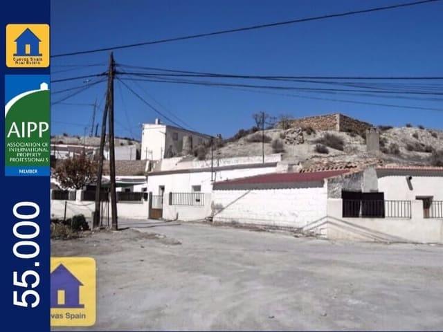 4 soveværelse Hulehus til salg i Castillejar - € 37.000 (Ref: 3146568)
