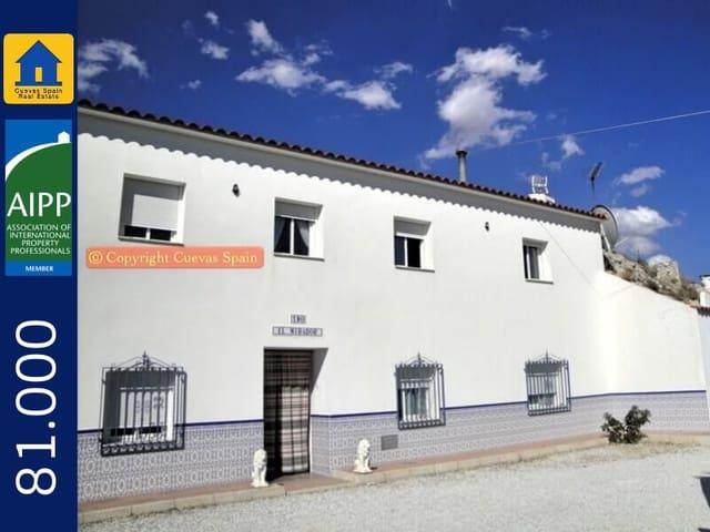 6 soveværelse Hulehus til salg i El Margen - € 81.000 (Ref: 3294765)
