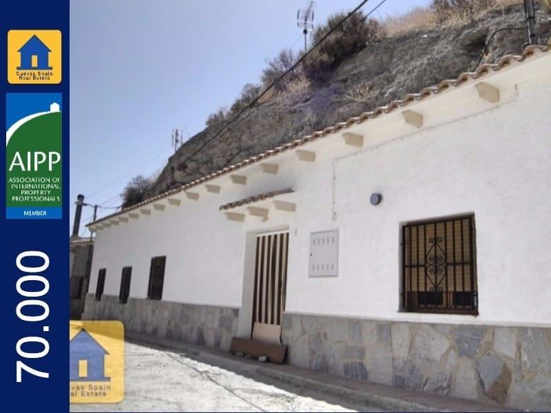 4 soverom Grottehus til salgs i Castillejar - € 70 000 (Ref: 3712908)