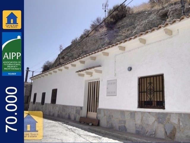 4 slaapkamer Grotwoning te koop in Castillejar - € 70.000 (Ref: 3712908)