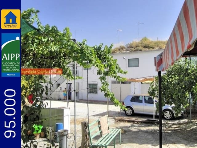 6 soveværelse Hulehus til salg i Puente Arriba - € 95.000 (Ref: 3712926)