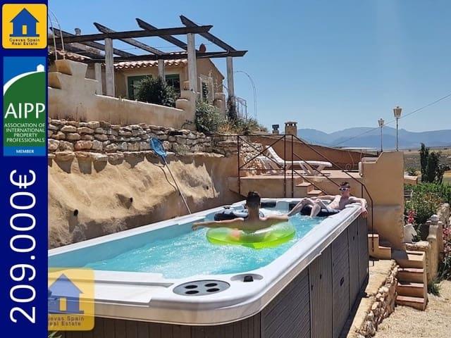 13 sypialnia Dom w skale na sprzedaż w Fuente Nueva z basenem - 209 000 € (Ref: 4364061)