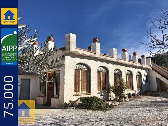 4 Zimmer Höhle zu verkaufen in Huescar - 75.000 € (Ref: 4364079)