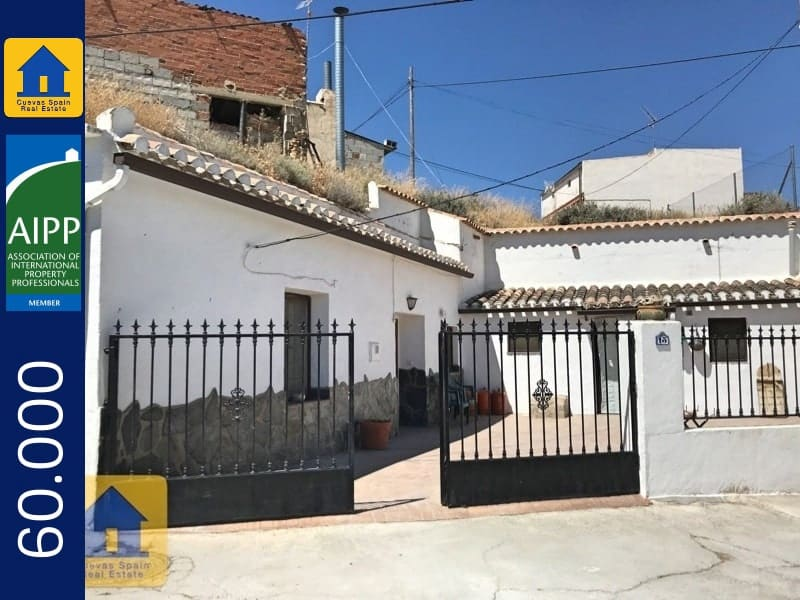 5 soverom Grottehus til salgs i Castillejar - € 60 000 (Ref: 4364080)