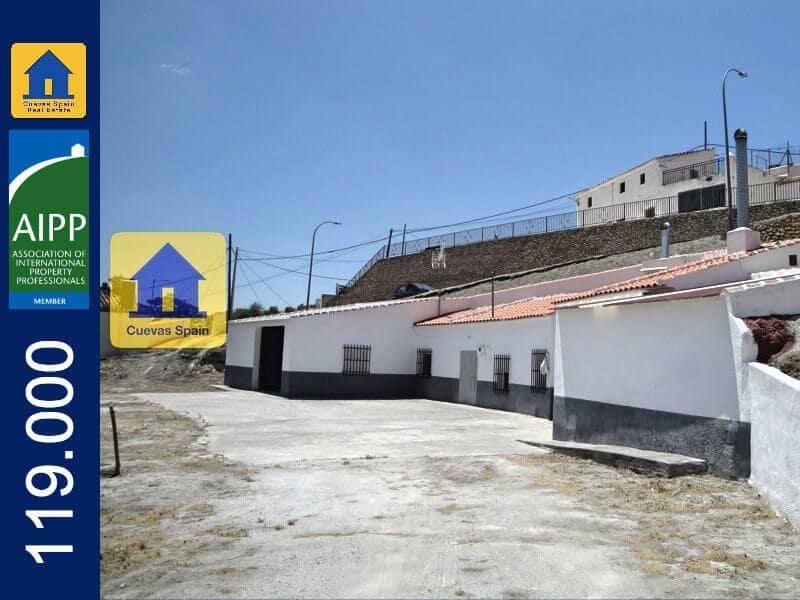 5 soverom Grottehus til salgs i Castillejar - € 119 000 (Ref: 4364086)
