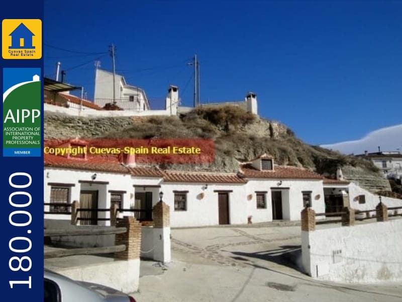 8 Zimmer Höhle zu verkaufen in Castillejar - 180.000 € (Ref: 4364090)