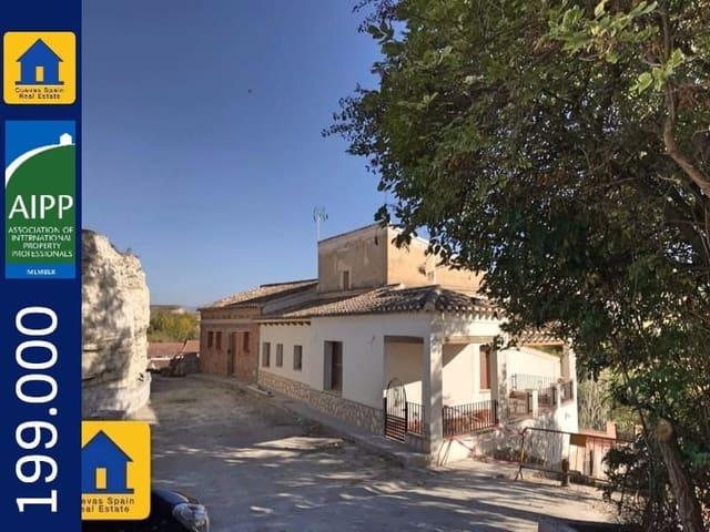 6 sovrum Radhus till salu i Galera - 199 000 € (Ref: 4532314)