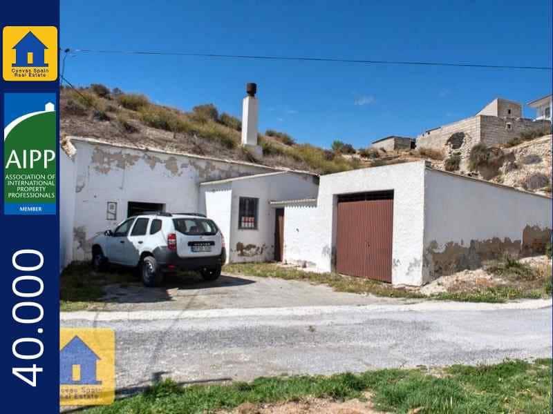 3 soverom Grottehus til salgs i Los Olivos - € 40 000 (Ref: 4542349)