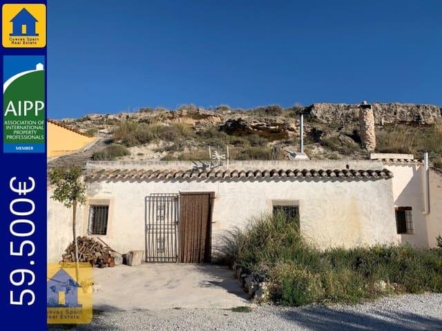 Casa Cueva de 3 habitaciones en Orce en venta - 59.500 € (Ref: 5521521)