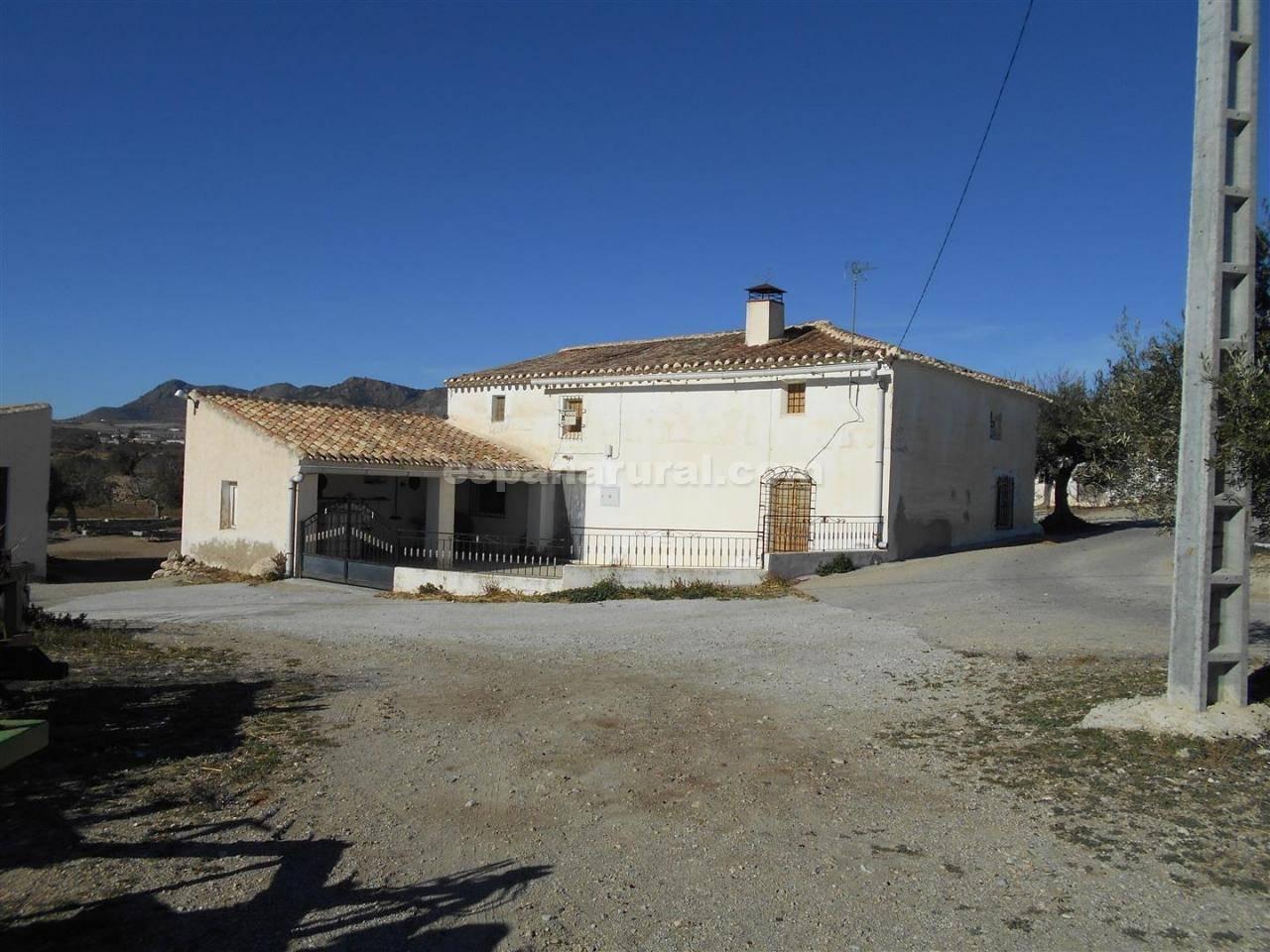 Finca/Casa Rural de 6 habitaciones en Oria en venta - 78.000 € (Ref: 3736696)