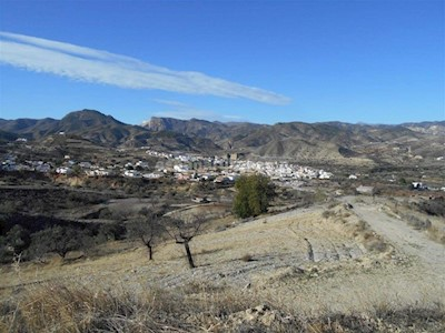 Undeveloped Land for sale in Albanchez - € 13,000 (Ref: 3833437)
