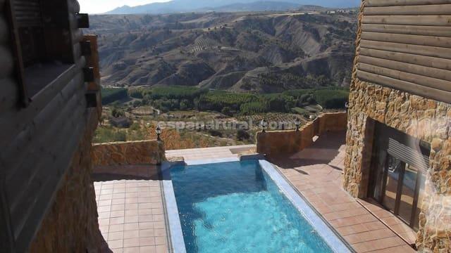 5 soveværelse Finca/Landehus til salg i Castril med swimmingpool - € 525.000 (Ref: 4613028)