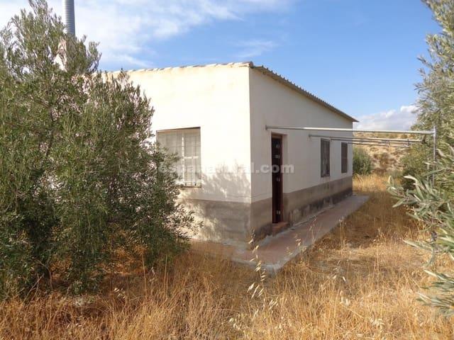 1 chambre Finca/Maison de Campagne à vendre à Tijola - 56 000 € (Ref: 5557112)