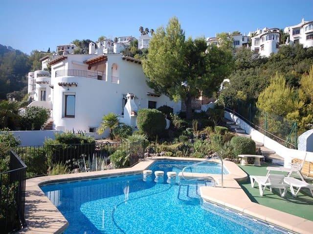 2 soverom Leilighet til salgs i Monte Pego med svømmebasseng - € 119 000 (Ref: 2285430)