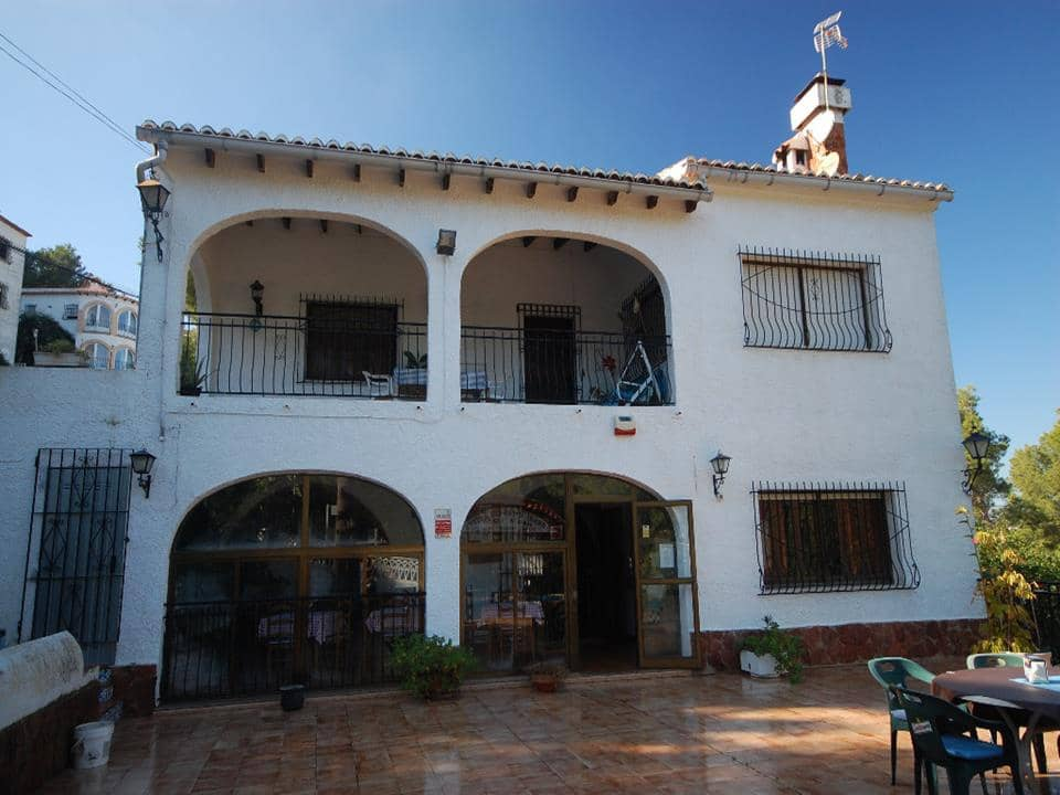 5 bedroom Commercial for sale in Oliva with pool - € 355,000 (Ref: 4659748)