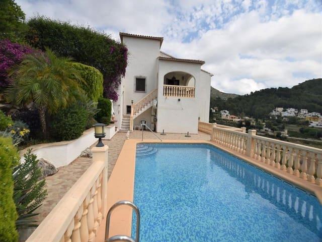 3 Zimmer Villa zu verkaufen in L'Atzuvia mit Pool - 269.000 € (Ref: 6223469)