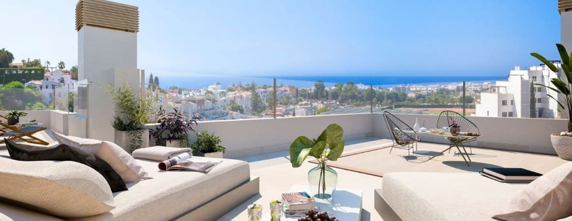 1 bedroom Apartment for sale in Nerja with pool - € 175,000 (Ref: 4902591)