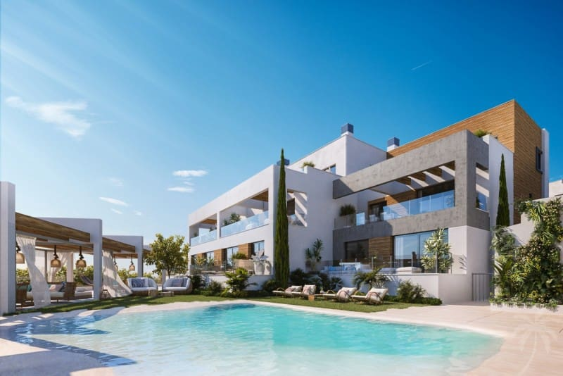 1 bedroom Apartment for sale in Marbella with pool - € 190,000 (Ref: 4977662)