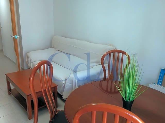 3 sovrum Lägenhet att hyra i Alicante stad - 600 € (Ref: 5261759)