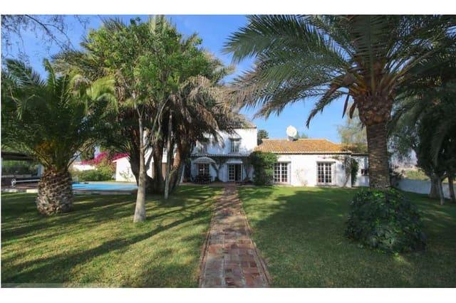 9 sovrum Villa till salu i Cartama med pool - 775 000 € (Ref: 5241394)