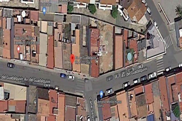Building Plot for sale in Dos Hermanas - € 128,000 (Ref: 6074574)