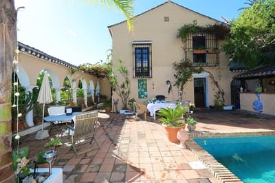 3 Zimmer Finca/Landgut zu verkaufen in Almunecar mit Pool Garage - 225.000 € (Ref: 5428930)