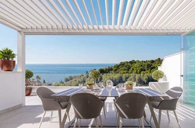 3 soveværelse Villa til salg i Almunecar med swimmingpool - € 680.000 (Ref: 5980280)