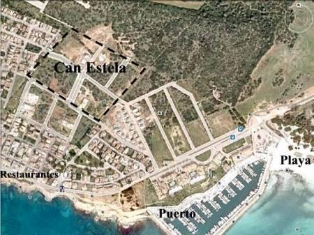 Undeveloped Land for sale in Sa Rapita / La Rapita - € 250,000 (Ref: 2300480)