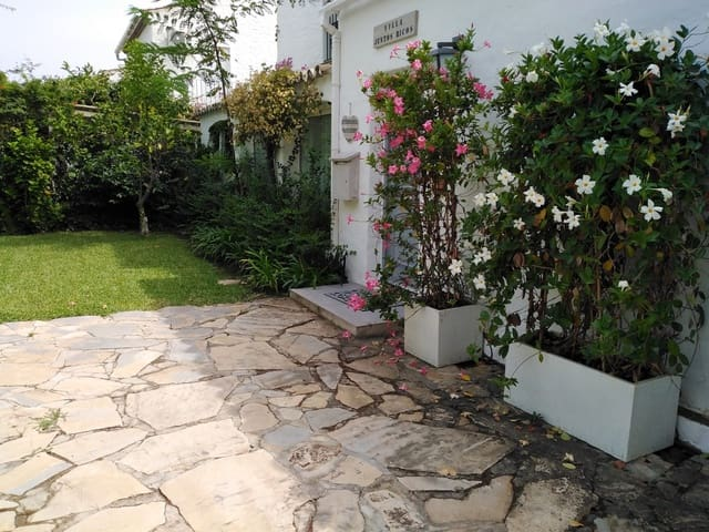 4 Zimmer Ferienvilla in Benamara mit Pool Garage - 1.500 € (Ref: 4769797)