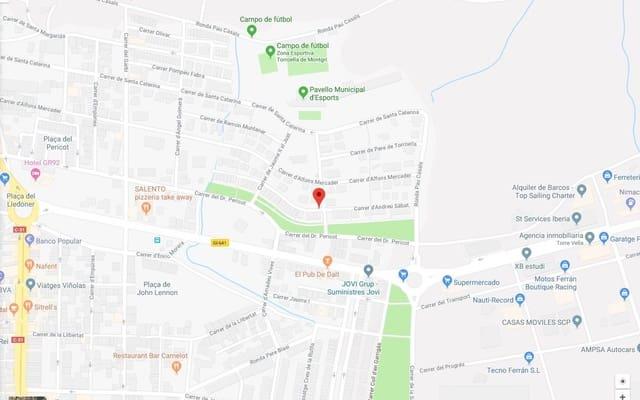 Ubebygd land til salgs i Torroella de Montgri - € 150 000 (Ref: 5033832)