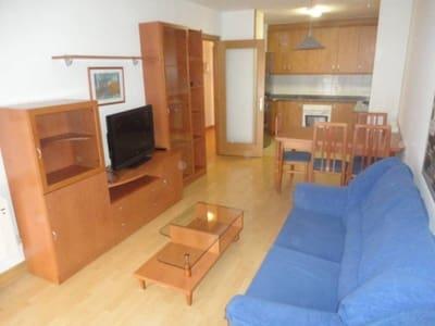 Apartamento de 2 habitaciones en Lleida ciudad en venta - 130.000 € (Ref: 4973293)