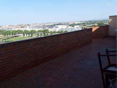 3 sovrum Takvåning att hyra i Lleida stad - 700 € (Ref: 5461052)