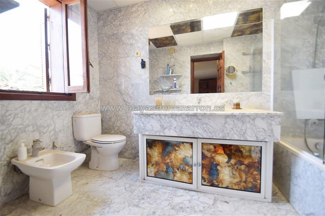 4 quarto Moradia para venda em Puerto de Mazarron com piscina garagem - 1 890 000 € (Ref: 6177329)