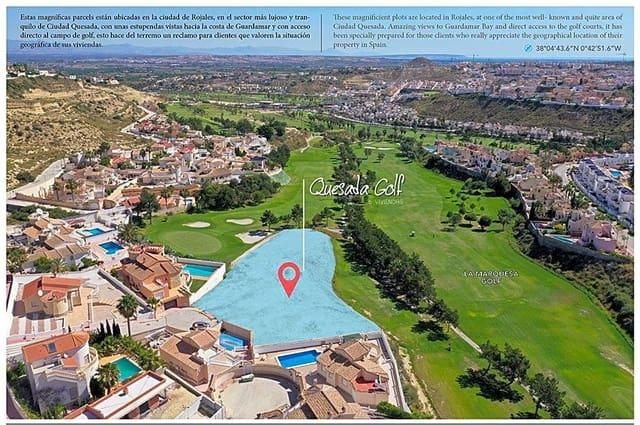 Ubebygd land til salgs i Ciudad Quesada - € 159 000 (Ref: 5906693)