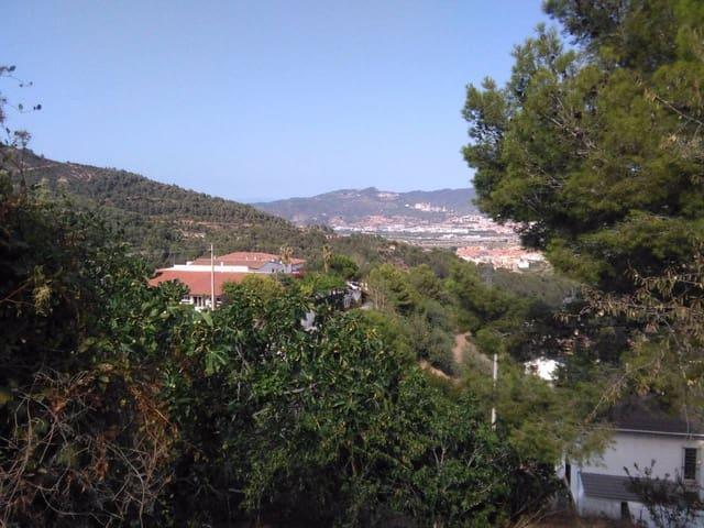Building Plot for sale in Santa Coloma de Cervello - € 110,000 (Ref: 3482198)